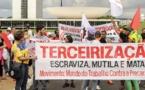 Le Brésil divisé par le projet de loi 4330