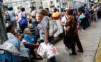 Escassez na Venezuela: a economia se livra à perdição