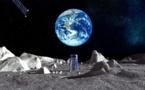 Pocari, la première boisson sur la Lune