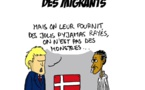 Le Danemark confirme la confiscation des biens des migrants