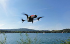 En Afrique, le drone révolutionne l'espace économique et aérien