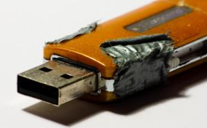 Une clé USB capable de détruire un ordinateur commercialisée