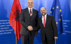 """Il primo ministro albanese: un politico """"Made in Europe""""?"""