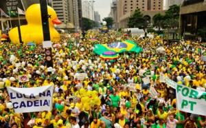 Un suave golpe de estado en Brasil