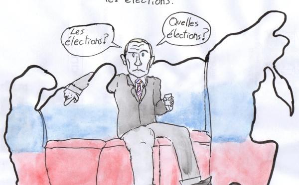 Russie : des élections sans grand suspens
