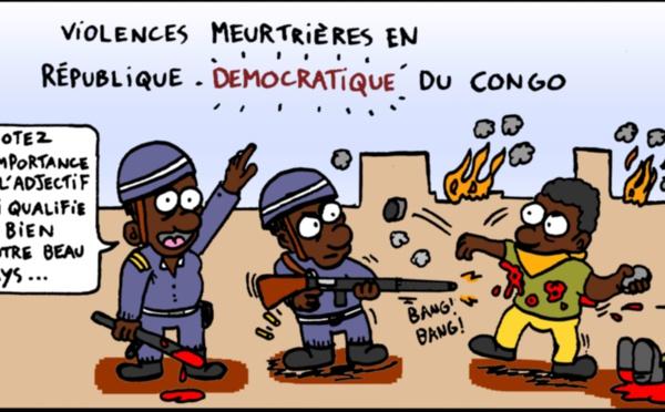 Tensions politiques en RDC