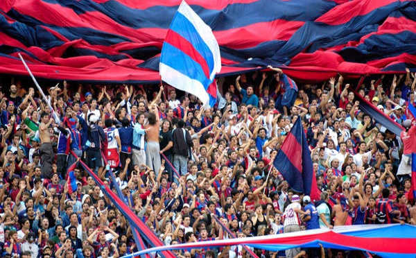 Football : le club de San Lorenzo VS Carrefour