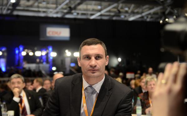 Vitali Klitschko : un champion au secours de la démocratie