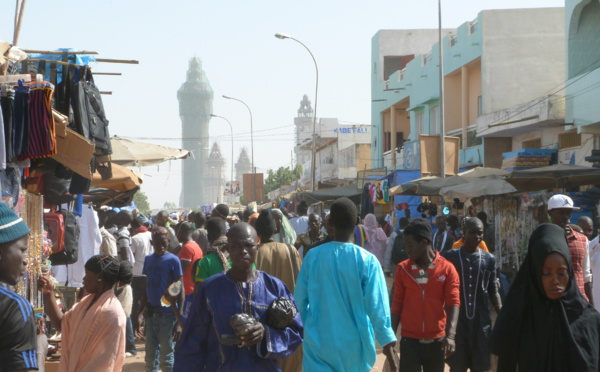 Le grand Magal, le plus grand pèlerinage du Sénégal