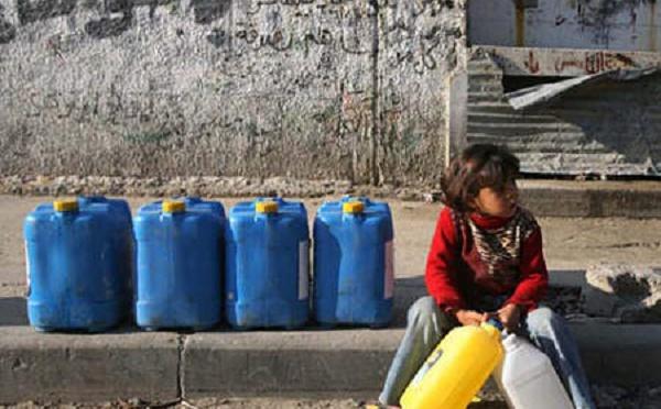Pénurie d'eau : un jeune ingénieur palestinien au secours de Gaza