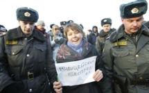 Evguenia Tchirikova: l'opposition au féminin