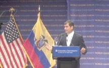 Rafael Correa dans la ligne de mire de la CIA