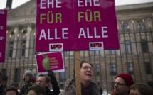 Allemagne: le mariage pour tous en débat
