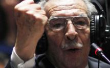 En Guatemala, el dictador Ríos Montt escapa de nuevo de la justicia