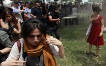 Turquie : la mobilisation par l'image