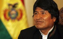 Evo Morales : «Je ne suis pas un criminel!»