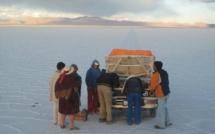 Salar d'Uyuni: un désert de sel au cœur de l'Altiplano