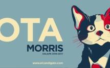 Mexique: le «candichat» s'appelle Morris