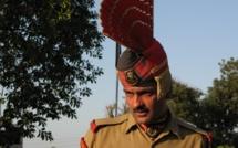 Inde-Pakistan: une cérémonie aux allures martiales