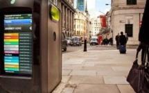 Londres : gare aux poubelles !