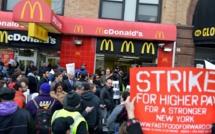 États-Unis: fast-food, une grève avec vos frites ?