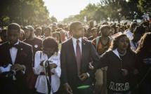 Etats-Unis : Barack Obama célèbre Martin Luther King