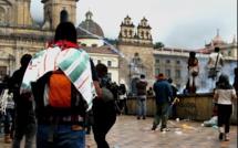 Colombia : la fuerza del paro national agrario