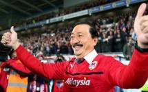 Premier League : les supporters de Cardiff City voient rouge
