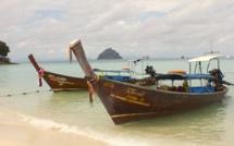 Thaïlande : Ko Phi Phi et la mer d'Andaman s'offrent à nous