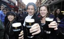 Irlande : Arthur Guinness' Day ou la fête des brunes pintées