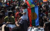 Chili: journée de revendications entre deux Mondes