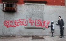 Banksy ou le paradoxe du street-artiste militant