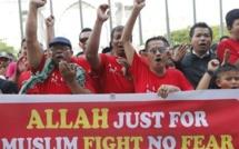 Malaisie : « Allah » interdit aux non-musulmans