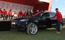 Real Madrid : un partenariat de choix pour Audi