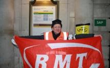 Londres privée de métro, la grève à l'anglaise