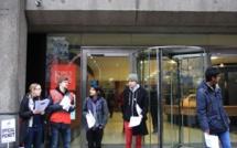 Les universitaires britanniques en grève : «fair pay now!»
