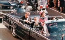 JFK, the President had been shot !