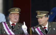 La monarchie espagnole sous pression