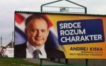 Slovaquie : un Président sans étiquette change le paysage politique