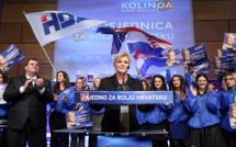 Une présidente pour la Croatie