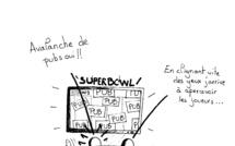 Les Français découvrent le Superbowl
