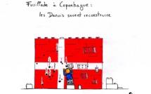 aFusillade à Copenhague : les Danois savent reconstruire