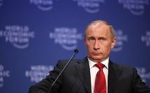 Poutine : le grand orateur des TV shows
