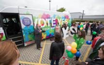 L'Irlande vote en faveur du mariage homosexuel