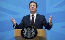 David Cameron annonce des mesures-chocs concernant l'immigration