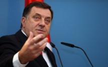 Les serbes de Bosnie contestent l'intégrité du pays