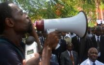 Gabon : grève des enseignants-chercheurs de l'Université Omar Bongo