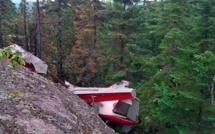 Canada : six personnes tuées dans un crash d'avion