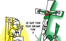Le pape applaudi à la tribune de l'ONU
