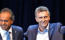 Présidentielles en Argentine : l'humour, l'arme de riposte contre le candidat Daniel Scioli